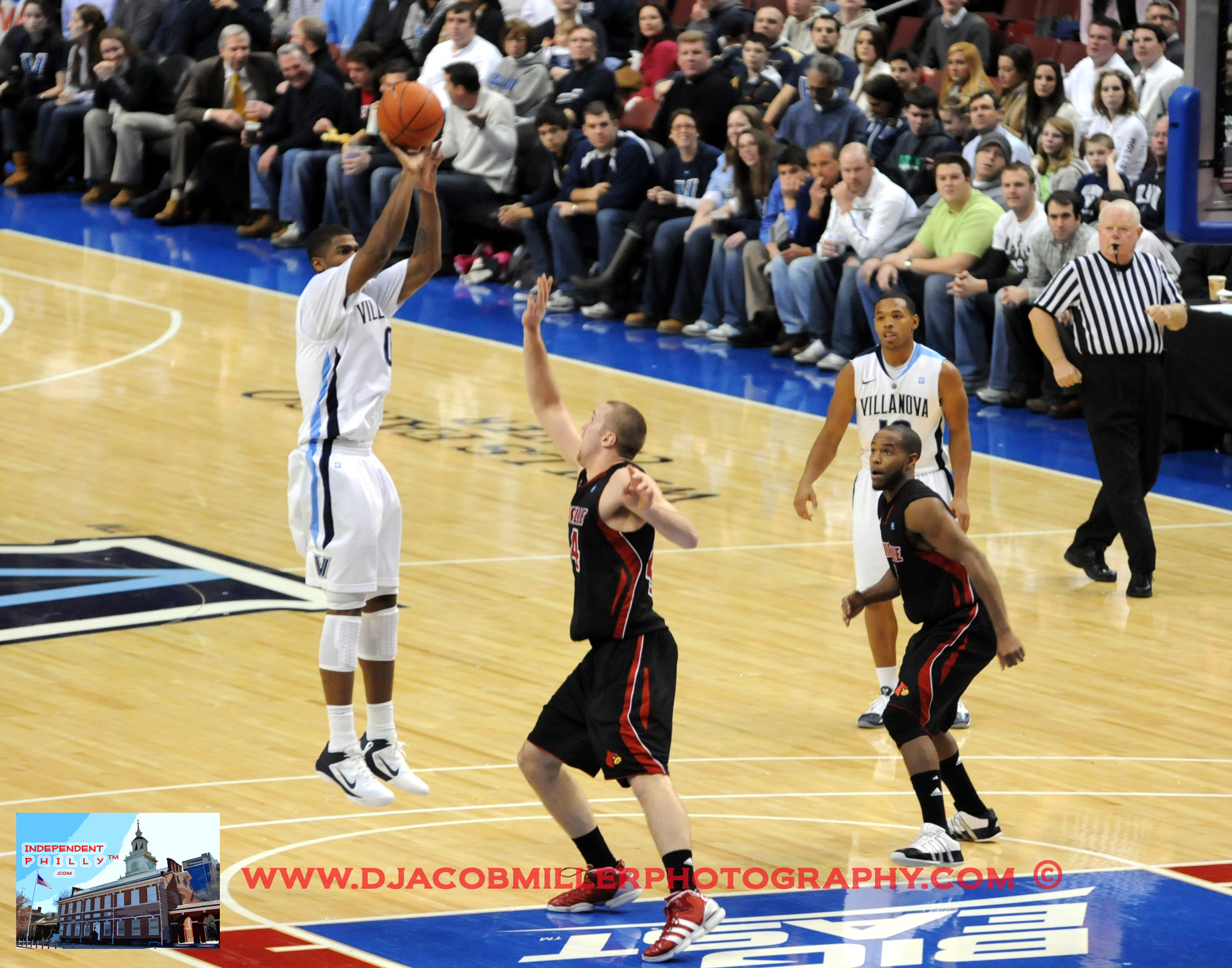 A center's role in basketball: October 2011