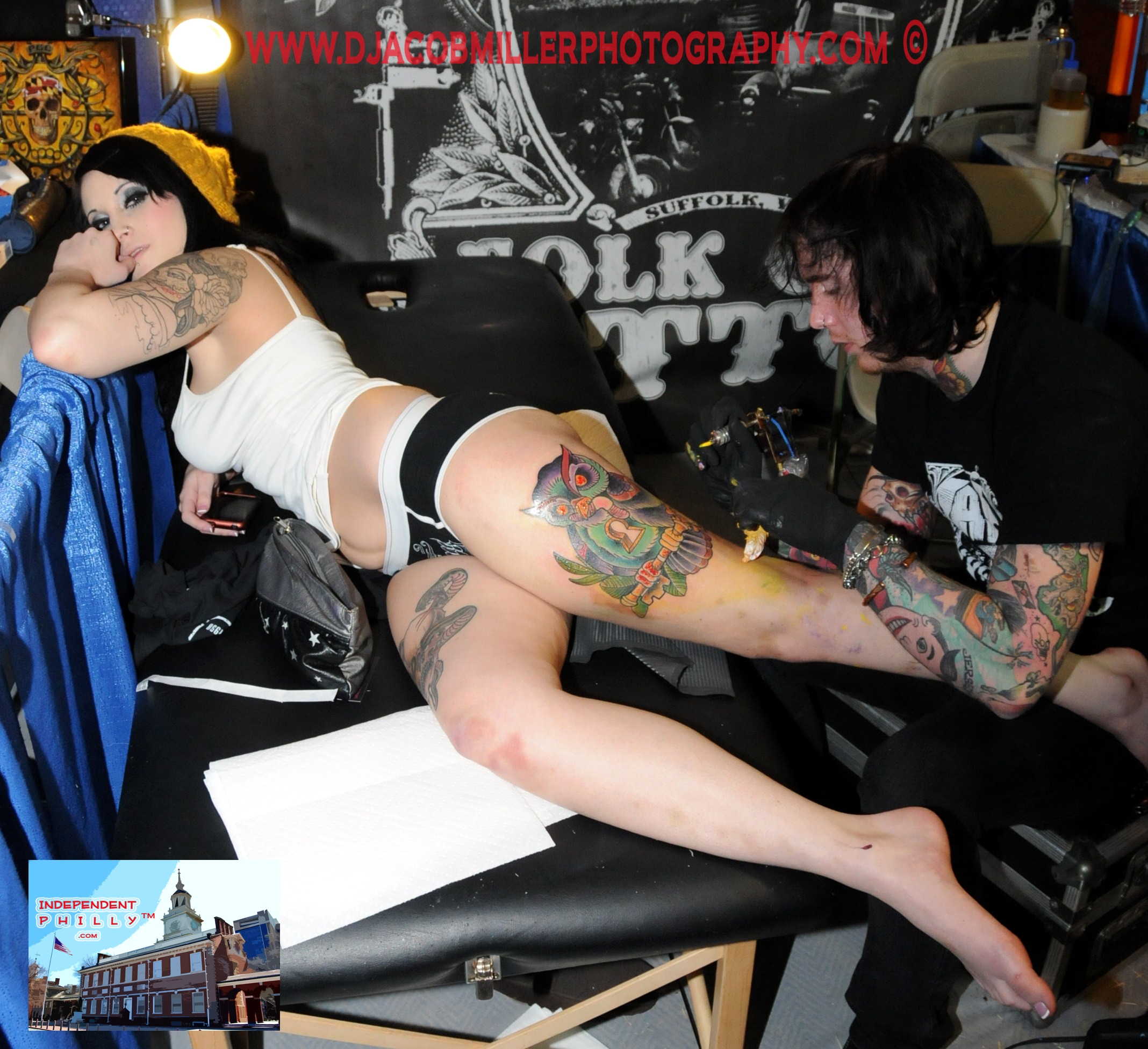 Philadelphia tattoo arts convention independent philly for Tattoo convention pa