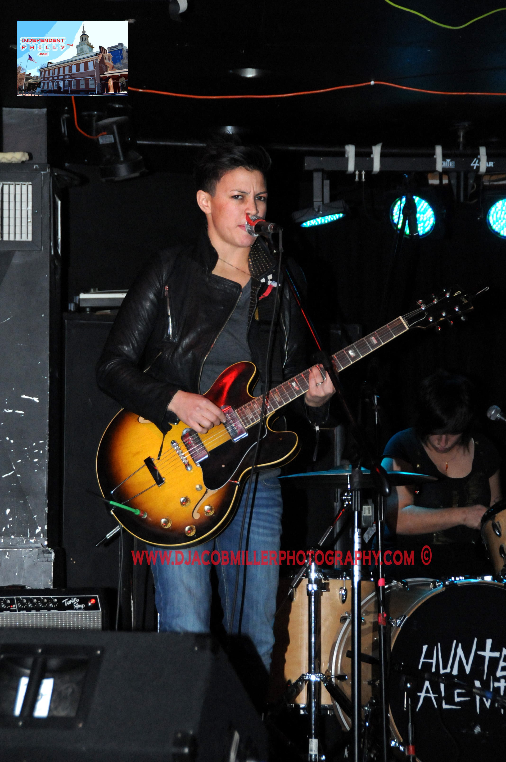Hunter Valentine Lead Singer