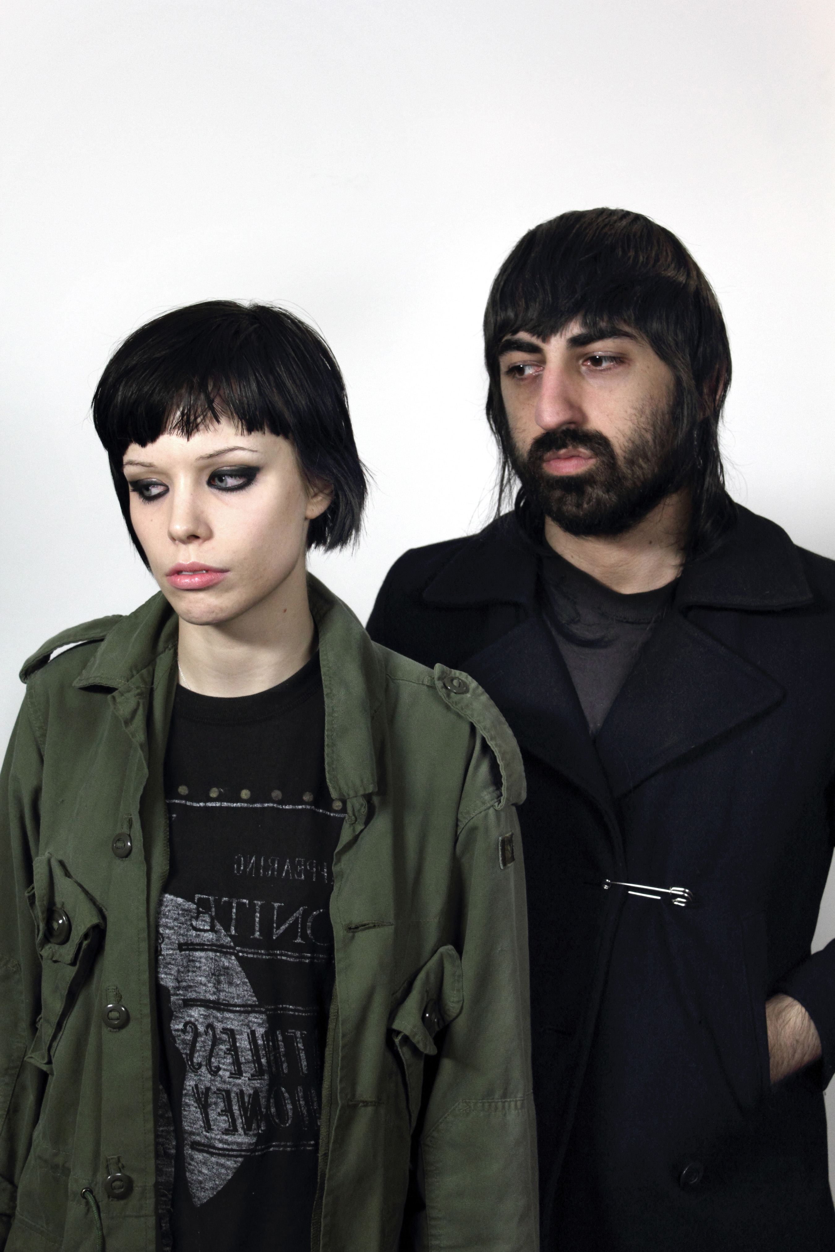 Crystal Castles The Glass House April