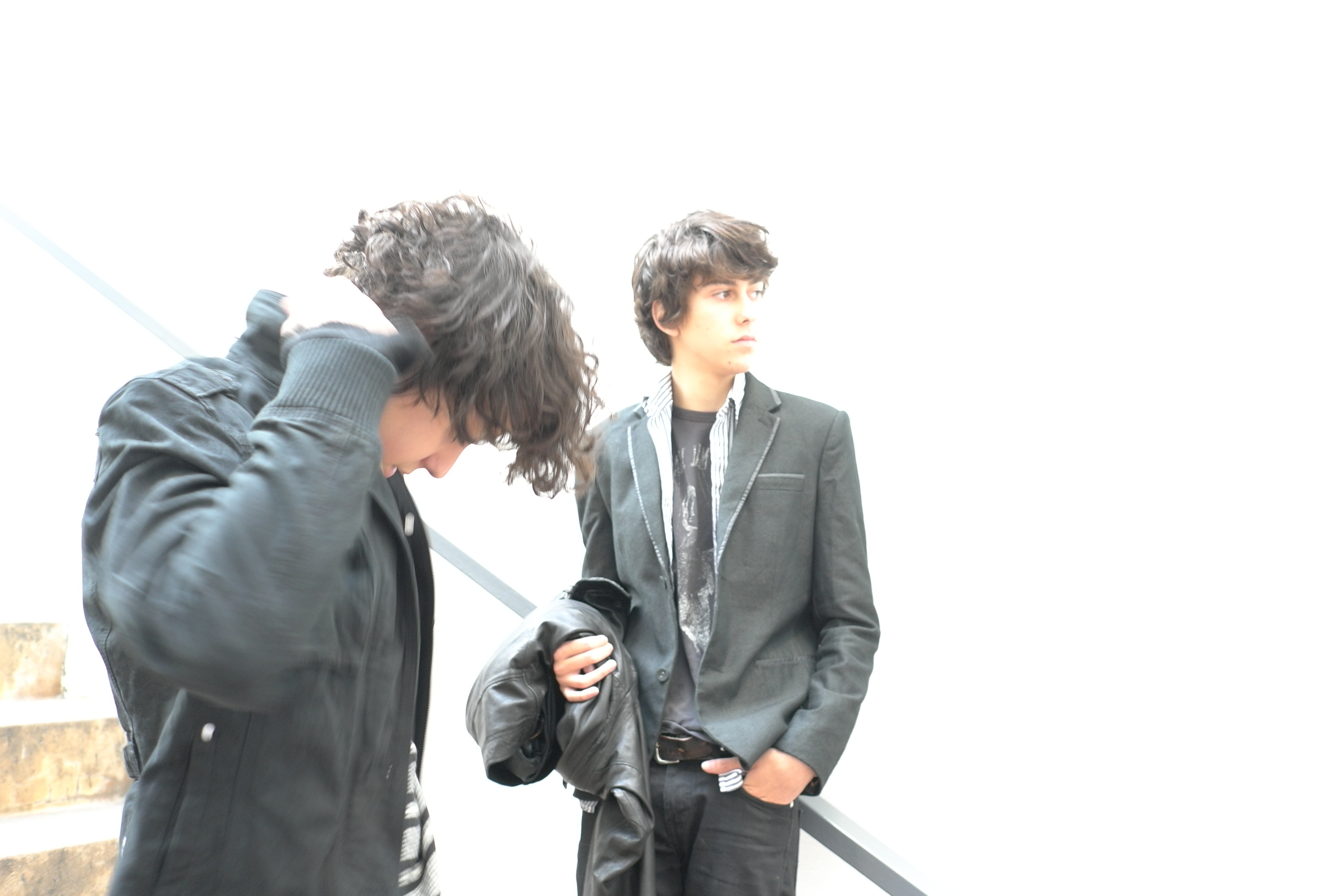 The naked brothers band nat is a stand up guy