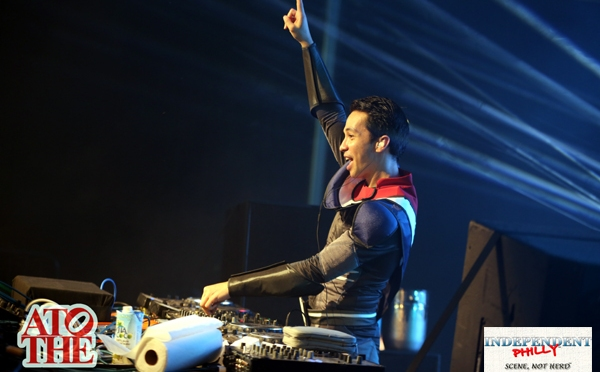 Laidback Luke's Super You&Me: Island of Superheroes