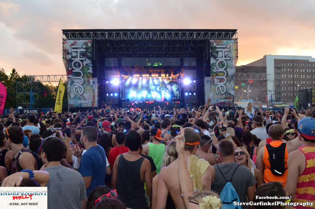 ID Festival 2012: New Venue, New Sounds, Same Old Good Time