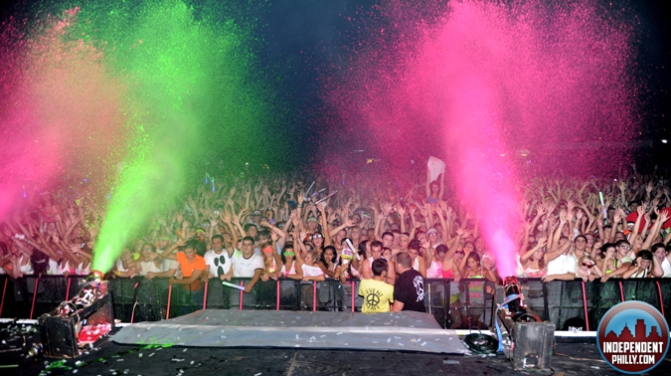 Pennsylvania Experiences Life in Color