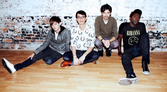 Interview with Matt Tong of Bloc Party