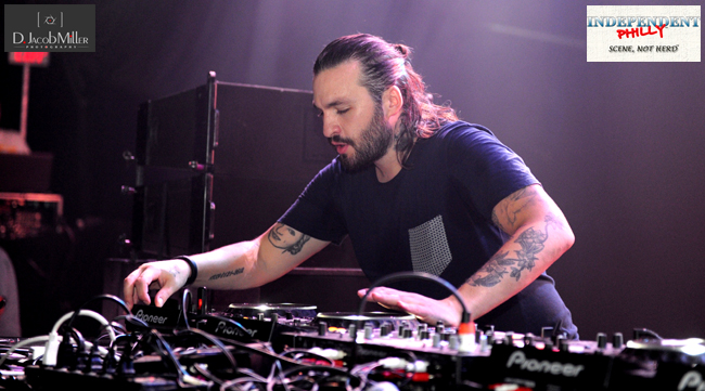 Steve Angello: Swedish House Mania at the Electric Factory