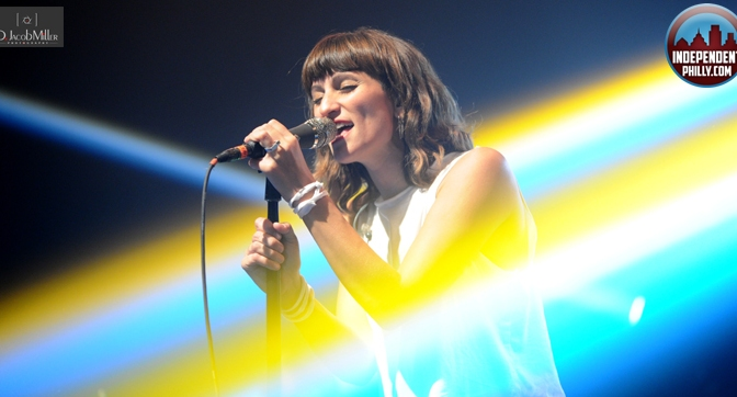 Dragonette & The Knocks: Double Bill of Magic Music at Union Transfer