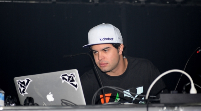 Datsik and Company Bring Firepower to Soundgarden Hall