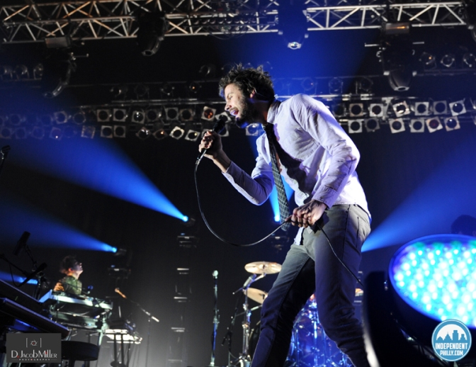 Passion Pit, No Longer a Little Secret, Sells Out Electric Factory