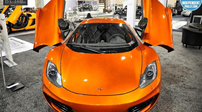 The 2013 Philadelphia Auto Show