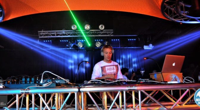 Diplo at Soundgarden Hall: Things Get Expletive Expressive