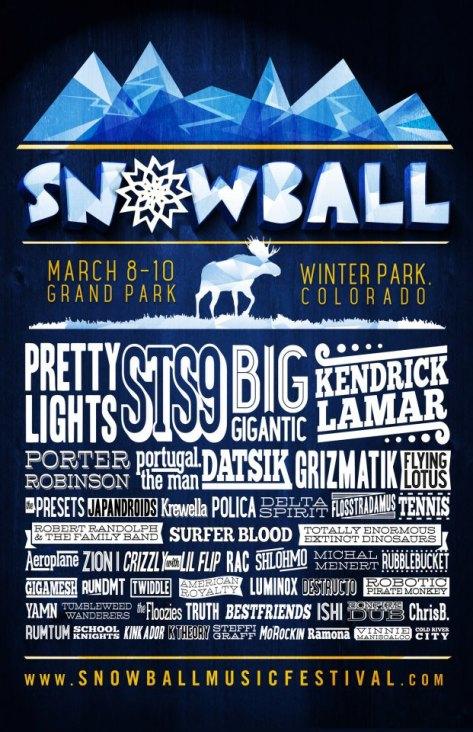 snowball festival 2013