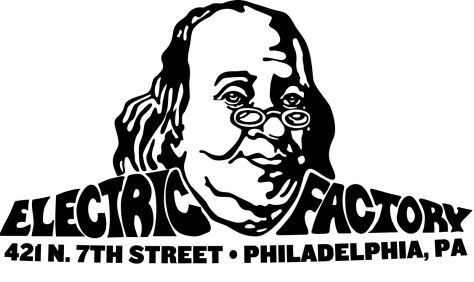 Electric Factory Logo