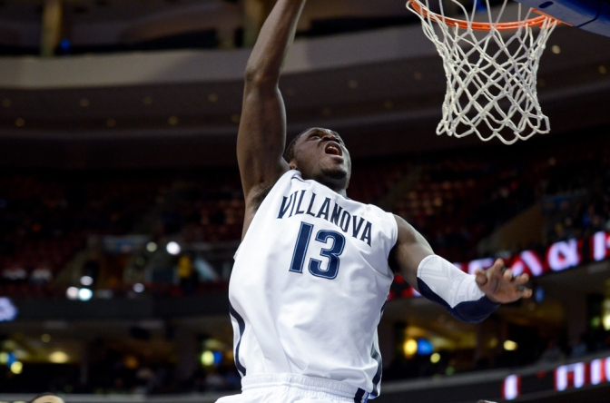 Villanova Topples Another Top Five Foe, Beats Georgetown 67-57