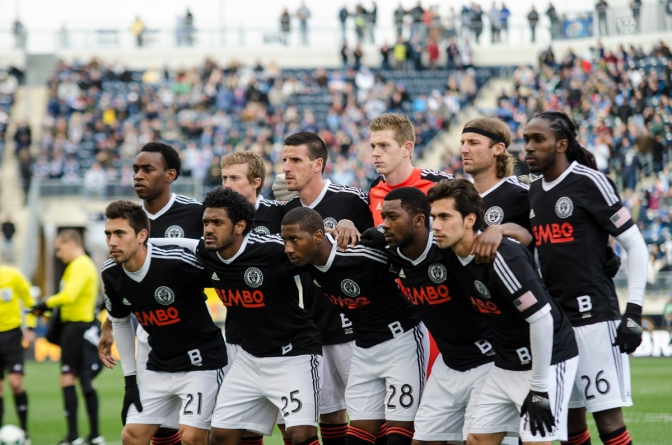 Philadelphia Union Drop 2013 Season Opener to Sporting KC