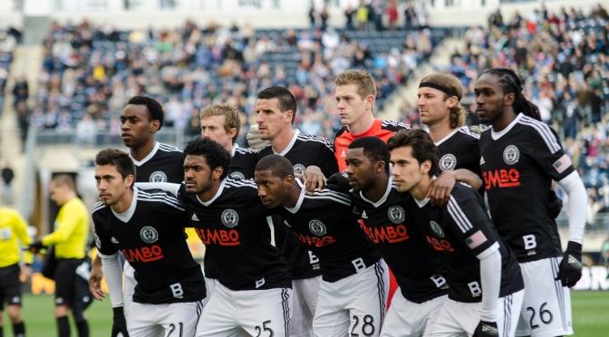 Philadelphia Union Drop 2013 Season Opener to Sporting KC