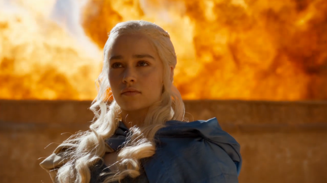 Mother of Dragons! Old Valyrian: Game of Thrones Episode 4 Recap
