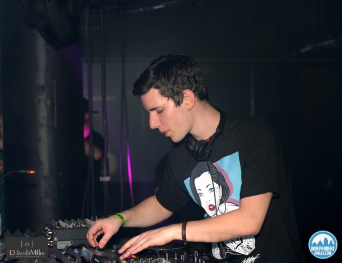 Netsky Revives Drum & Bass in Philly at Soundgarden Hall