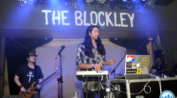 The Blockley Plays Witness to The Miracles of Space Jesus