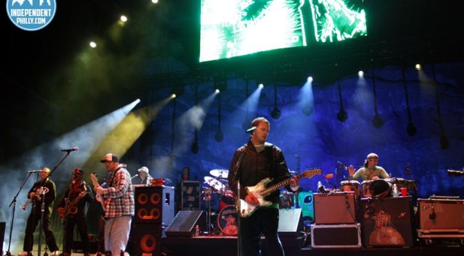Fans Get Slightly Stoopid on 420 at Red Rocks