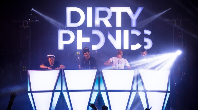 Interview with Charly of Dirtyphonics