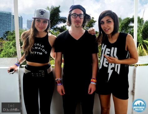KREWELLA at Ultra 2013